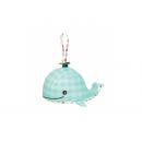 B-Toys Hrajúca veľryba Glow Zzzs Whale