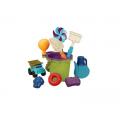 B-Toys Sada hračiek na piesok v taške