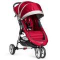 Baby Jogger CITY MINI Crimson-Gray 2016