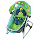 Bright Starts Lehátko LIGHT UP LAGOON ROCKER NAPPER, 0M+do 9kg