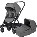 Britax Go Next Grey Melange/Black 2017