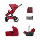 Concord Wanderer Mobility set Air+Scout Ruby Red 2016