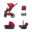 Concord Wanderer Travel Set Air+Sleeper Ruby Red 2016