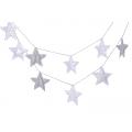 Kikadu girlanda hviezdy