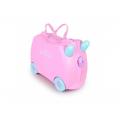 Trunki kufrík + odrážadlo Rosie