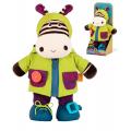 B-Toys prezliekacia zebra Zeeb