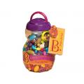 B-Toys Spojovacie korále a tvary Pop Arty 500 ks
