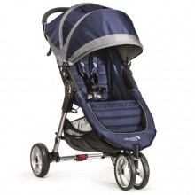 Baby Jogger City Mini Cobalt/Gray 2017