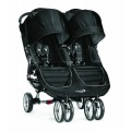 Baby Jogger CITY MINI DOUBLE 2016/2017 black/grey