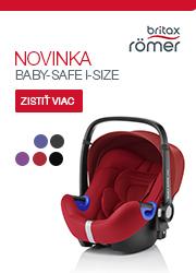Britax Römer autosedačka BABY-SAFE i-SIZE