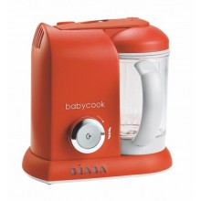 AKCIA!!! Beaba parný varič + mixér BABYCOOK SOLO Paprika