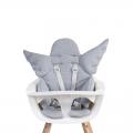 Childhome Sedacia podložka do stoličky Angel Jersey Grey