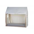 Childhome poťah na domček Tipi White 70x140 cm