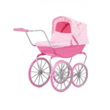 Chipolino detský kočík pre bábiky Diana pink