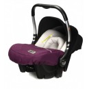 CasualPlay Autosedačka Baby 0 plus 0-13 kg 2015 Plum