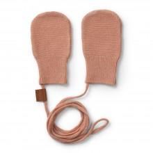Elodie Details Dojčenské rukavičky Faded Rose 0-12m