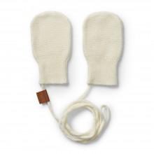 Elodie Details Dojčenské rukavičky Vanilla Whitte 0-12m