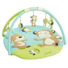Baby Fehn Monkey Donkey 3D aktivity deka - opička