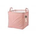 Kikadu Box na hračky ružový