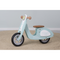 Little Dutch Drevené Scooter Mint