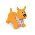 Ludi Skákací pes žltý