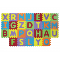 Ludi puzzle 140x56 cm písmena 26 ks