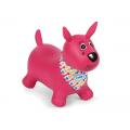Ludi Skákací pes ružový