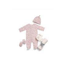 Mamas & Papas Darčeková sada pre novorodencov Bundle of Joy ružová