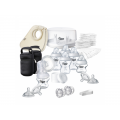 Tommee Tippee Kit ruční laktátor a sterilizátor do mikrovlnné trouby