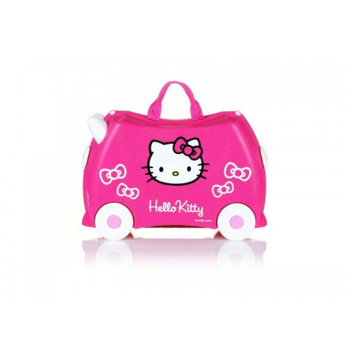0b3faa421da11 Trunki Cestovný Kufrík TRUNKI Hello Kitty